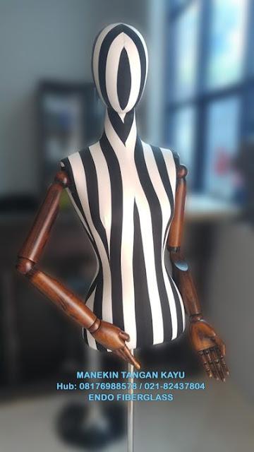 Jual Manekin Setengah Badan   Faceless Mannequin