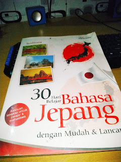 Buku Mengajar Les Privat Bahasa Jepang