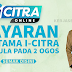 i-Citra : Pembayaran pertama bermula 2 Ogos