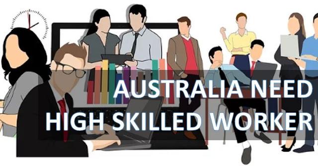 visa kerja di australia
