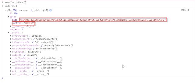hack the makeinvite code