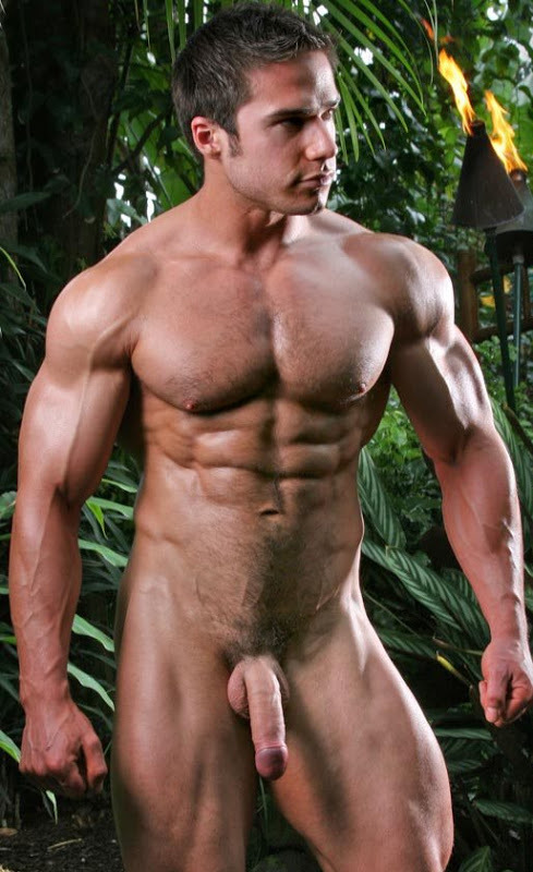 Mature brazilian men naked