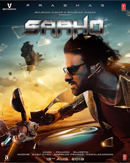 Saaho First Look Poster 5