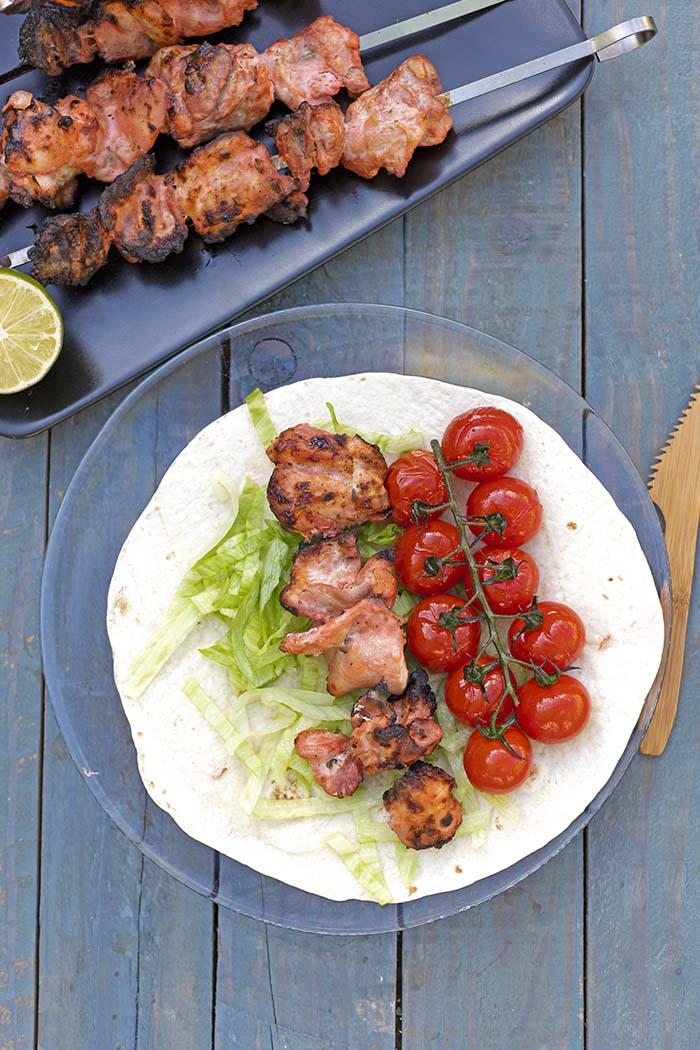 kebab z kurczaka po persku