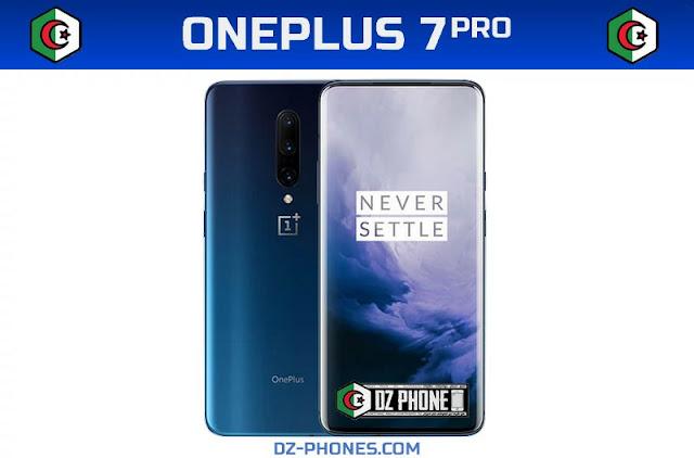 سعر ومواصفات  OnePlus 7 Pro في الجزائر و مواصفاته OnePlus 7 Pro Prix Algerie