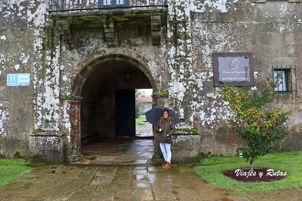 Monasterio de Aciveiro, Pontevedra