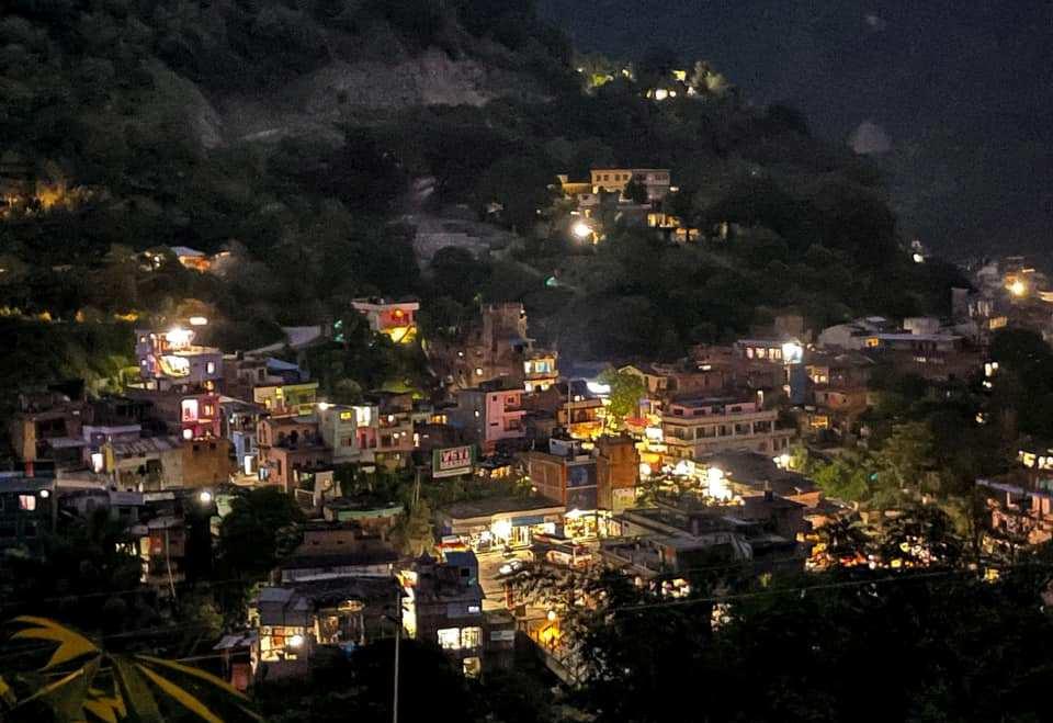 Ruru Kshetra Night View