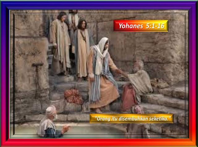 Yohanes  5:1-16