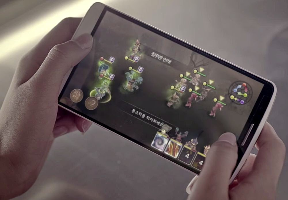 Agar Lancar Bermain Game HD di Android