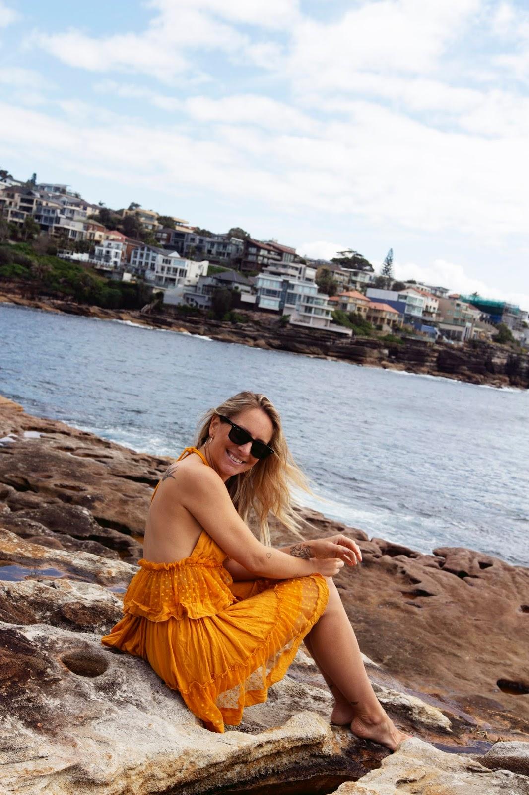 boho beach fashion