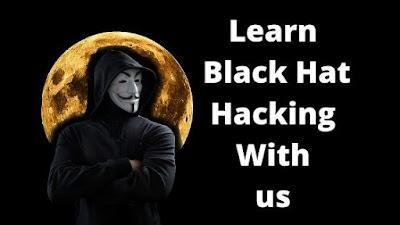 learn black hat hacking
