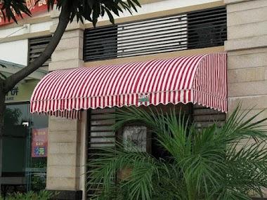 Penyedia Jasa Pemasangan Canopy Kain Murah Berkualitas