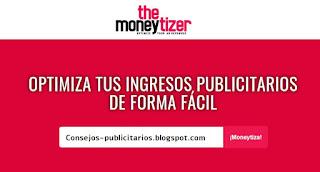 Cómo usar The Moneytizer para ganar dinero con tu página web
