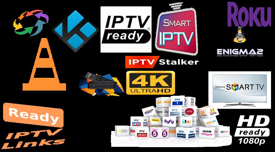 Today IPTV Links | M3U Playlists