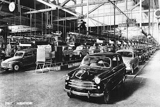 Fabbrica Fiat Mirafiori