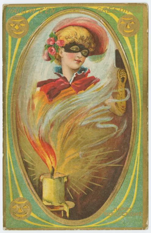 vintage halloween postcards vintage everyday