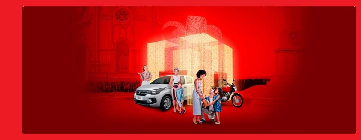 Participar Promoção CDL Caxias do Sul Natal 2019 Mais Presente - Carro, Moto e Vales-Compras