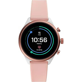 Touchscreen Smartwatch(samsung smartwatch) with Heart Rate, GPS, NFC, and Smartphone Notifications