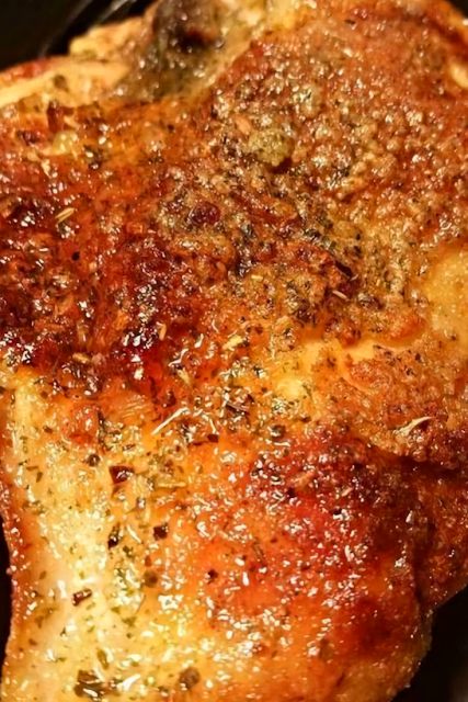 Easy Ranch Baked Chicken Breast