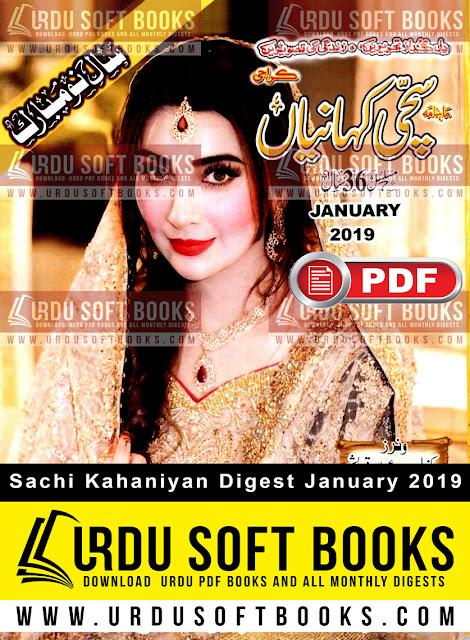 sachi kahaniyan digest january 2019 pdf