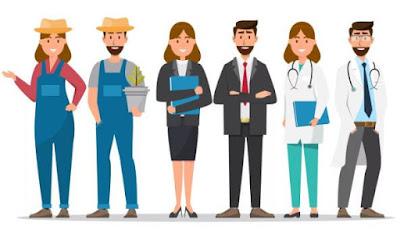 أفضل 10 وظائف صحية في العالم