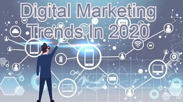 10 Awesome Tips About  Digital Marketing Trends In 2020