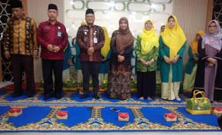 Wakil Walikota Jambi Melantik dan Launching Pengurus Pengajian Al-Hidayah