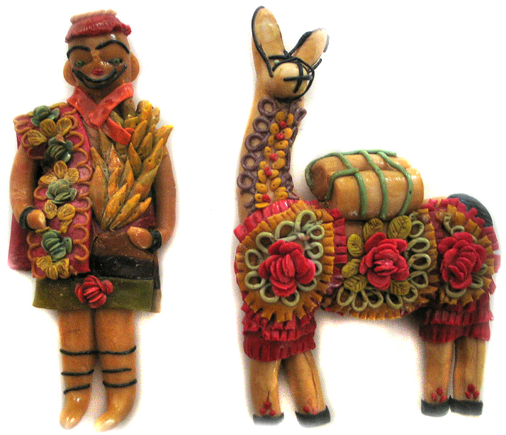 Peruvian Christmas Decorations