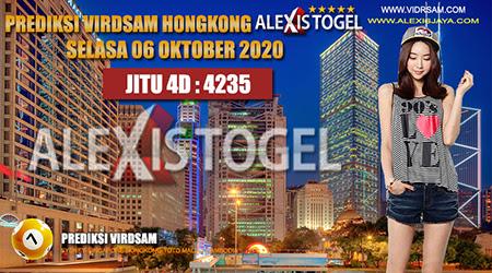 Prediksi Togel Virdsam Hongkong Selasa 06 Oktober 2020