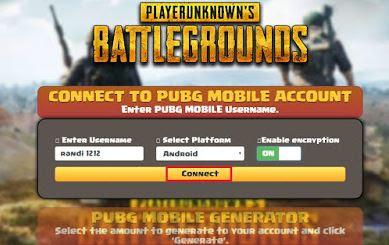 hack cash pubg mobile using PUBG Mobtool. xyz