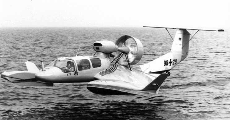 RFB X-114 benzerlerine göre oldukça başarılıydı ama onunda sonu aynı şekilde bitti.