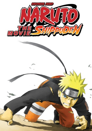 Naruto: Shippuuden Movie 1 BD