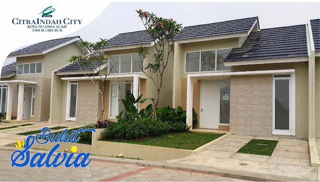 Bukit SALVIA - All New Semi RE Citra Indah City