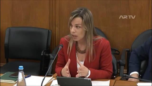 Deputada figueirense Ana Oliveira questionou Governo sobre a requalificação da EN109