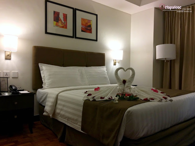 Romance at the Garden Standard Room Package