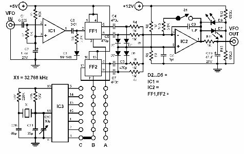 variable-frequency-oscillator-stabilizer-circuit-diagram