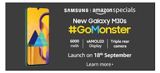 Samsung galaxy m30s technical ashis