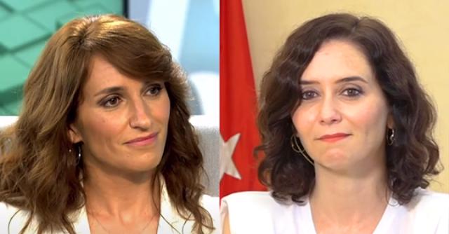 Mónica García y Díaz Ayuso