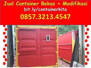 0857.3213.4547 Jual Container modifikasi Surabaya