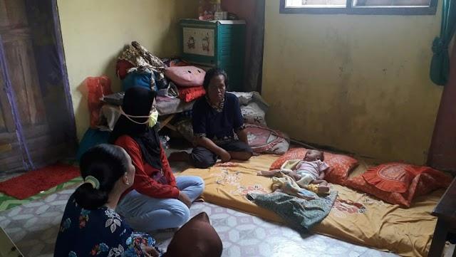 Bayi Berusia Dua Bulan Ditemukan Warga di Teras Rumah
