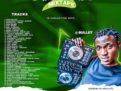 """HIT MIX: Dj Bullet - """"Corona Mixtape"""""""