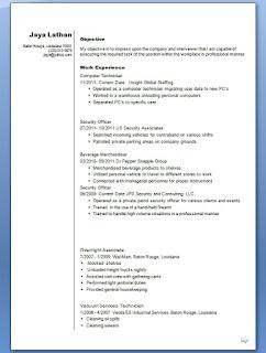 computer technician resume latest template in word format free download - Computer Technician Resume