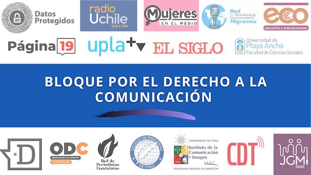 #NuevaConstitución: Nace bloque por el derecho a la comunicación