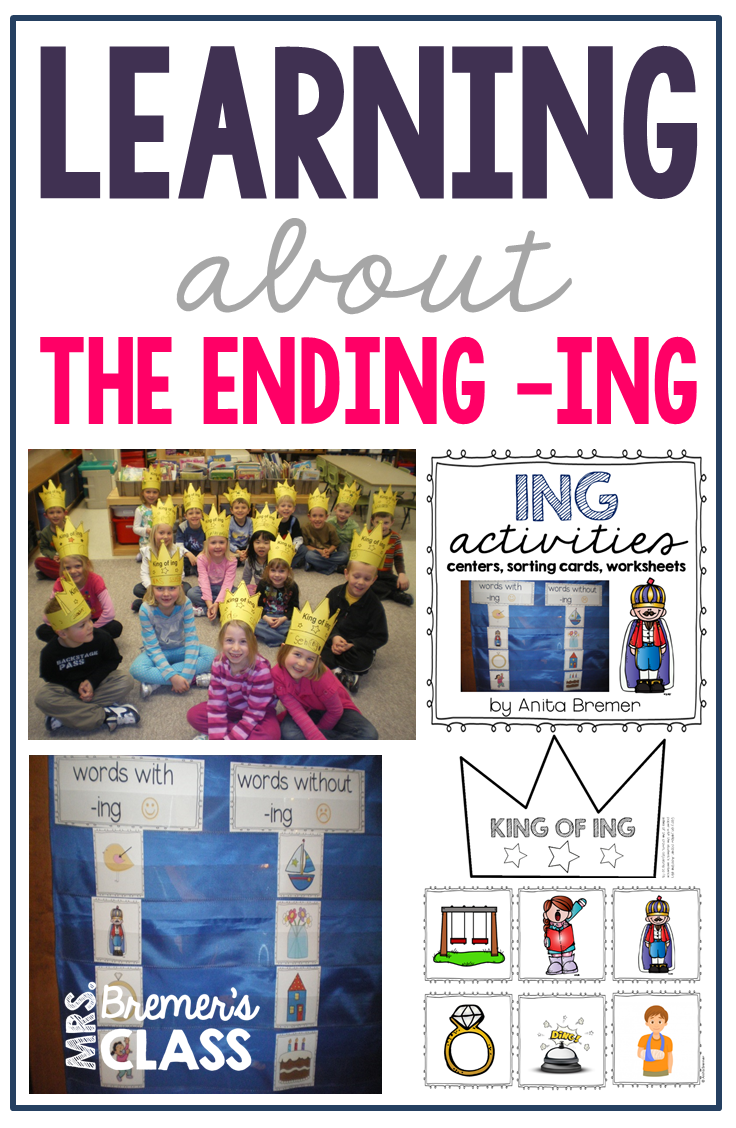 medium resolution of SPRING! and all things -ing   Mrs. Bremer's Class