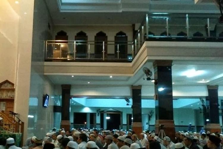 Masya Allah, Ternyata Masjid yang Jamaah Shalat Subuhnya Terbanyak di Indonesia Ada di Bali