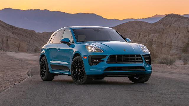 Review of the 2021 Porsche Macan GTS
