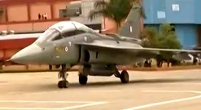 तेजस लड़ाकू विमान