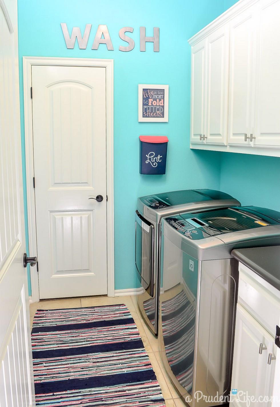 29 Incredible Laundry Decoration Idea