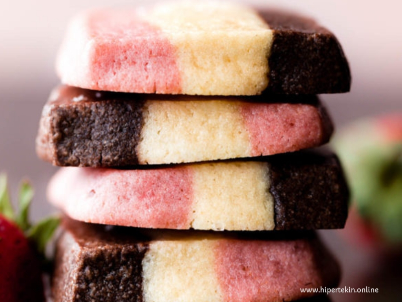DOUGH NEAPOLITAN COOKIES RECIPES