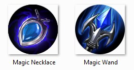 magic necklace dan magic wand mobile legends